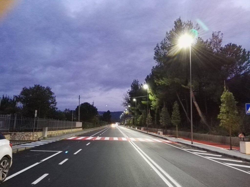 benevento-strade