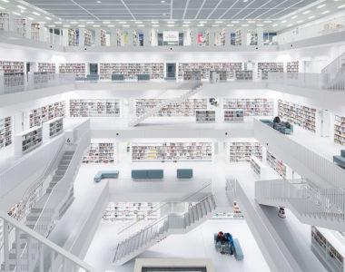 Stoccarda - Biblioteca