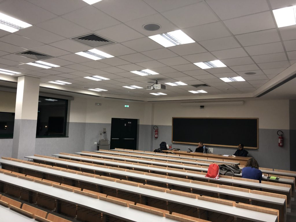 Università - Aula