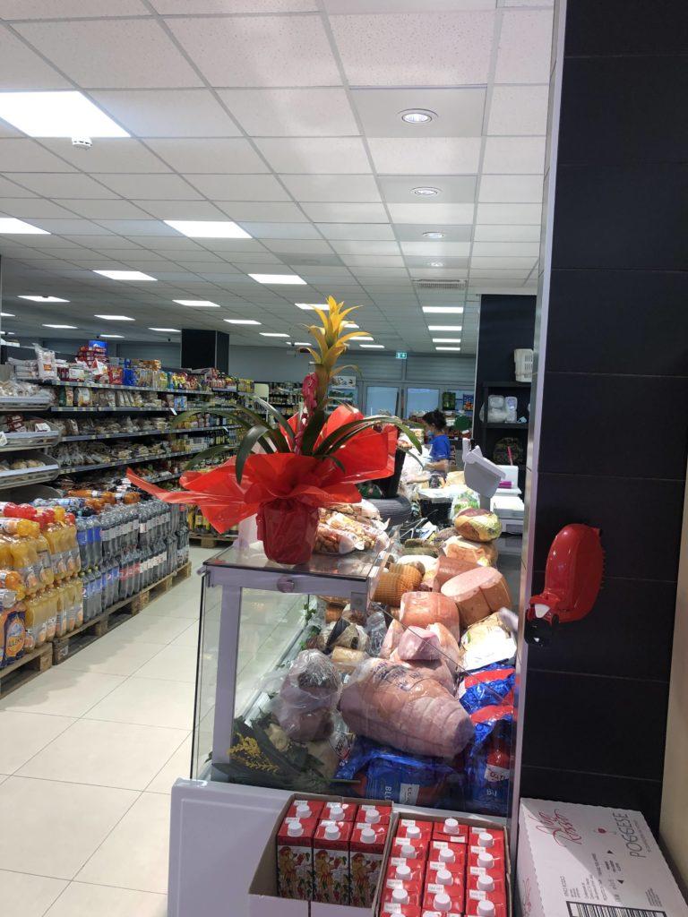 Supermercato Portico